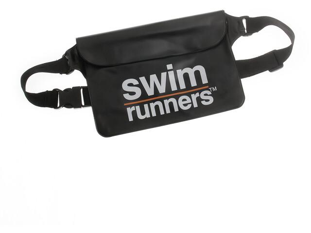 Swimrunners Waterproof Droog- & Transportzakken zwart